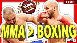 🔴ARTEM LOBOV PROVES MMA IS GREATER THAN BOXING + MMA NEWS!