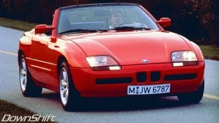 BMW Z1 Roadster Promotional Video - Throwback Thursday