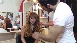 Qaynaq Sac ,Ombre. Stilist saXara Ombre Hairstyles