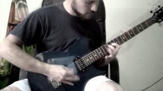 Download Lagu Mors Principium Est - Wrath Of Indra Guitar Cover</b> Mp3