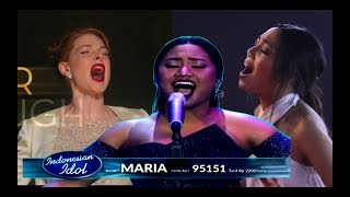 Download lagu The Greatest Showman: Never enough - Loren Allred Feat.  Maria Indonesian Idol & Jona gratis