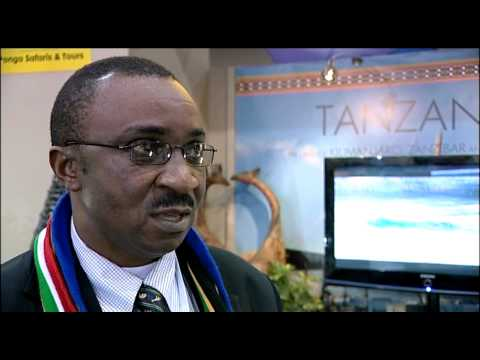 Deogratis Malogo, Research & Development Manager, Tanzania Tourist Board @ WSDE 2010