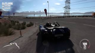 Driveclub - Time Trial - VUHL 05 - New time - Chile - 1080p - Playstation 4