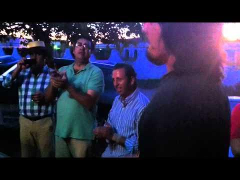 Manuel, Jose Angel Carmona, Cristobal León, Natalia Moreno, Loren - Por Bulerias en el Rocio
