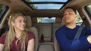 Download video Apple Music — Carpool Karaoke — Shakira and Trevor Noah Preview