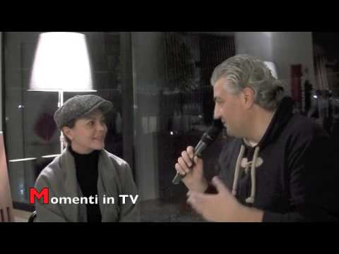 Vittoria Belvedere ospite a Momenti in TV