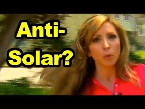 Fox News Hates Solar Power?