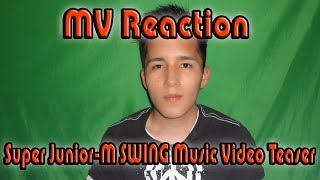 MV Reaction Super Junior-M SWING Music Video Teaser