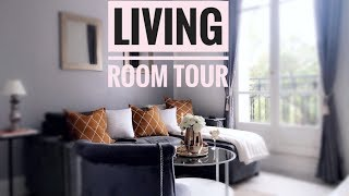 La deco de mon salon | Living Room Tour feat Fancy.deet