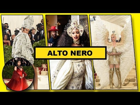 Cardi B , Katy Perry , Kim kardashian , Nicki Minaj , kylie Met Gala 2018 Red Carpet Interview