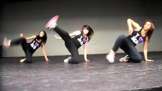 Massive Attack (Choreo by D-MAC) Performance at Beyer High School