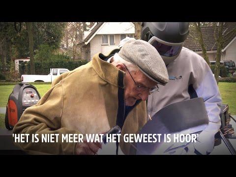 Opa Wim (94) wil nog één keer lassen | De Beste Wensen Van 538