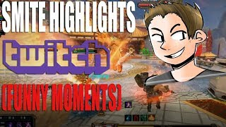 Smite: Highlight Compilation (Funny Moments) Trellirelli