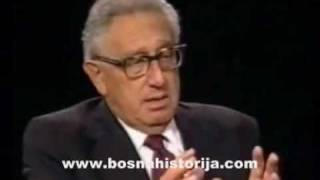 Henry Kissinger 1994&1995