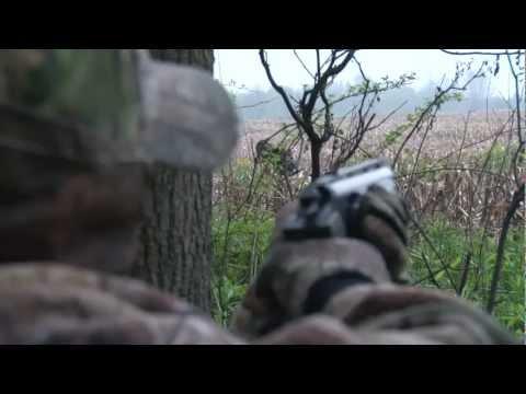 Handgun Turkey Hunt 2012