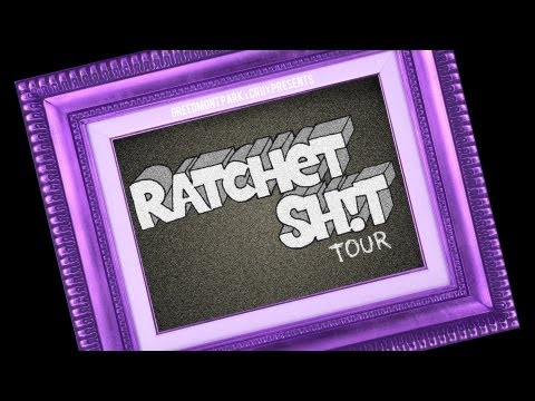 Ratchet Shit Tour 2012 | Episode 1 [Chicago]