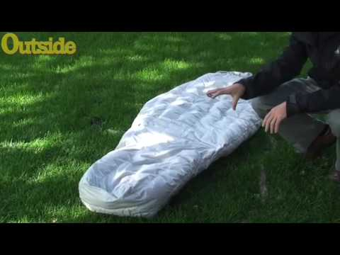 Sleeping Bag: Big Agnes Tumble Mountain 20 Video