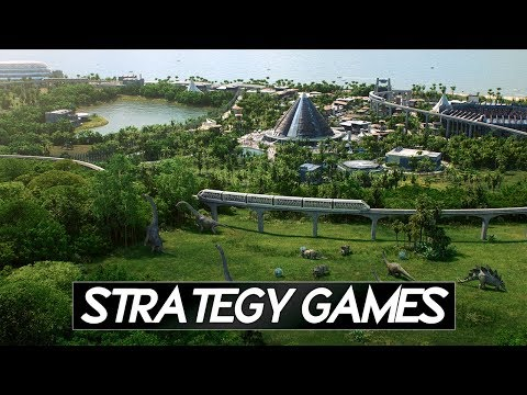 "TOP 10 New ""STRATEGY GAMES"" Upcoming 2017-2018 RTS, Medieval, City Building, Civilization Management"
