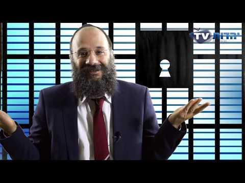 יהדות טיוי  - TV - טבעי לדעת -פרשת שמיני-אתה בכשר ? - הרב שי עמר