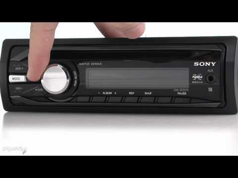 Submarino.com.br l MP3 Automotivo Sony Xplod GT247X