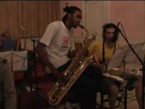 Havana Jazz Band Moanin - Al Carmona
