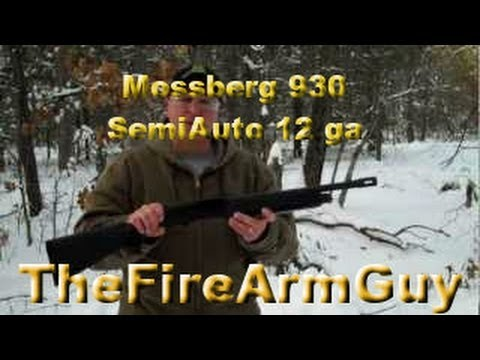 Mossberg 930 - SemiAuto Shotgun
