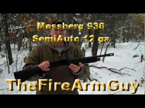 Mossberg 930 SemiAuto 12 Ga Shotgun - TheFireArmGuy