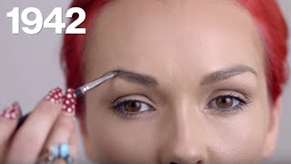 100 Years of Eye Makeup with Kandee Johnson | Allure
