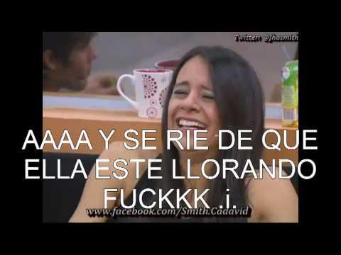 Andrea Jauregui haciendole la vida iposible a Manuela