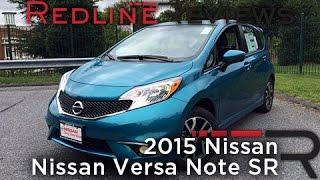 2015 Nissan Versa Note SR – Redline: Review