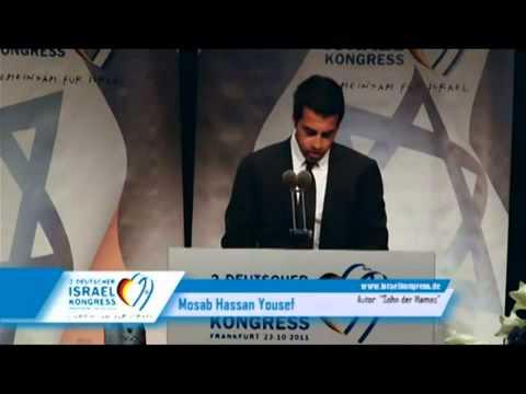 Mosab Hassan Youssef   -Eu Amo Israel - i love israel