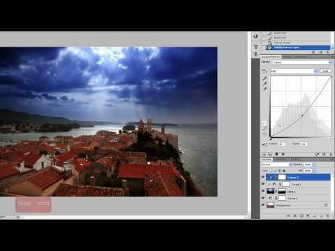0 Photoshop Tutorial: Creating an HDR Image From A Single RAW File [In Depth] Intermediate