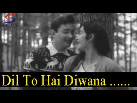 Dil To Hai Diwana Na Manega Bahana - Rafi & Asha - Manzil video