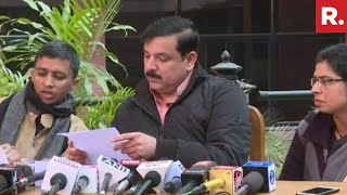 WATCH | AAP News Conference