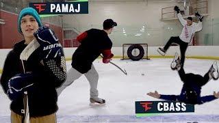 Hockey Trick Shots with FaZe Clan!