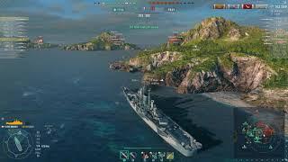Des Moines T10 US Cruiser | 250k Damage, Kraken, 6 Medals | World of Warships