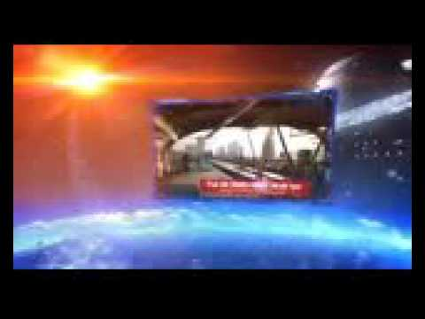 Space Slideshow-after effects templates