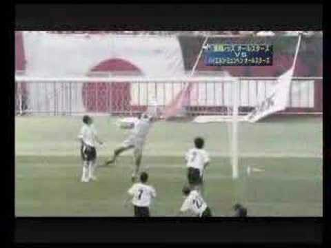 Review 31.07.06 URAWA REDS All-Stars vs FC BAYERN All-Stars Video