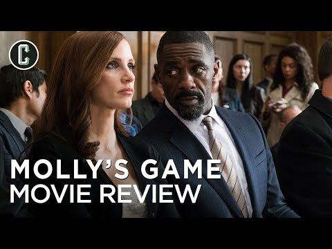 Molly's Game Movie Review - Aaron Sorkin's Directorial Debut