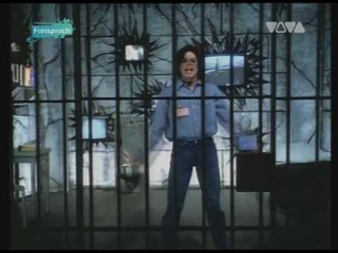 Michael Jackson - They Don't Care About Us (official Prison Version) video
