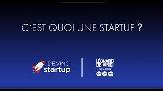 C'est quoi une startup ?