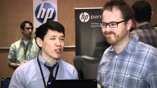 CES 2012 Hands-On: Envy 14 Spectre
