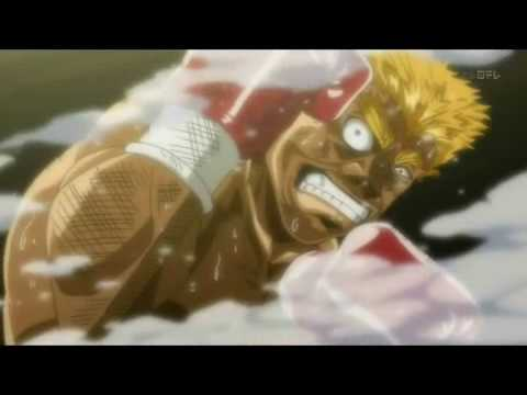 Hajime no Ippo New Challenger (AMV - Lying From You)