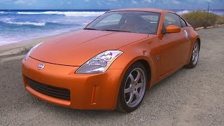 Nissan 350Z Review #TBT - Fifth Gear
