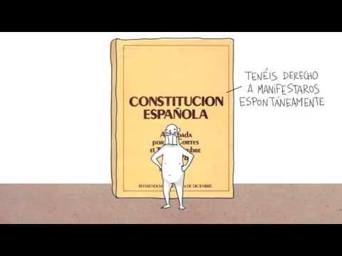 Ley de Seguridad Ciudadana o Ley Mordaza (Subtitles)