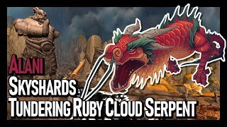Thundering Ruby Cloud Serpent - Alani - Farming Guide