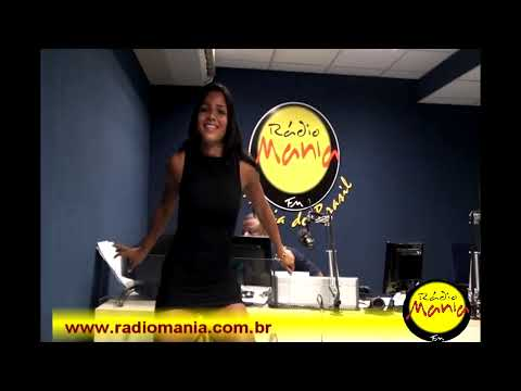 Rádio Mania - Mariana Souza do Tchakabum no Bundalelê