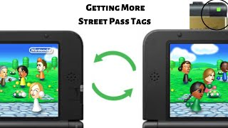 How to Get More StreetPass Tags! 3DS