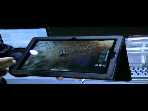 CES 2011 - Microsoft Keynote: New Laptops and Microsoft Surface