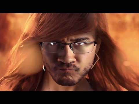 Taylor Swift 'Bad Blood' (Parody) - LYRICS IN REAL LIFE - Markiplier Ending